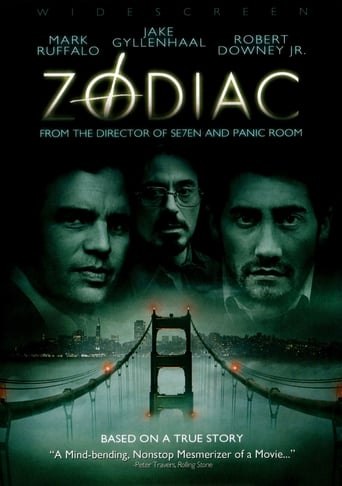 Poster of Zodiac Deciphered