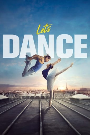 Let's Dance - Poster