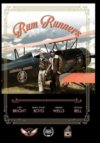 Poster of Rum Runners