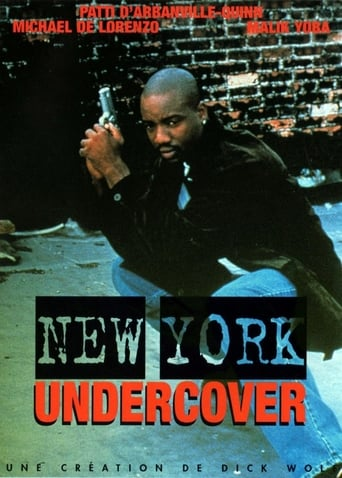 Poster of New York Undercover