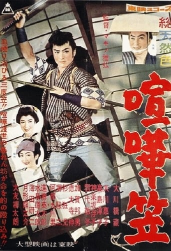 Poster of Fighting Disposition