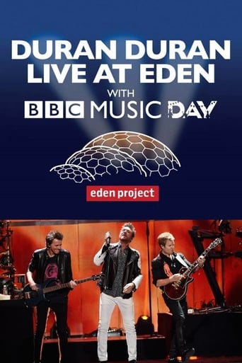 Poster of Duran Duran - Live at Eden with BBC Music Day