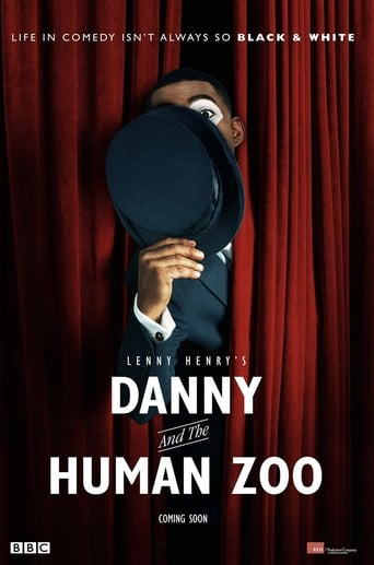 Poster of Danny & the Human Zoo