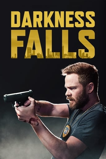 Poster of Darkness Falls
