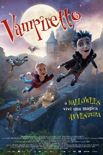 Cartoni animati Vampiretto - The Little Vampire 3D