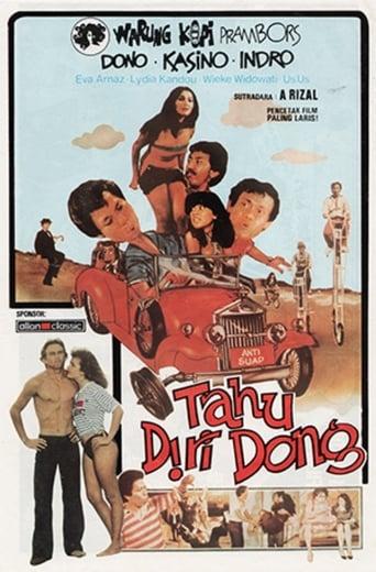 Poster of Tahu Diri Dong