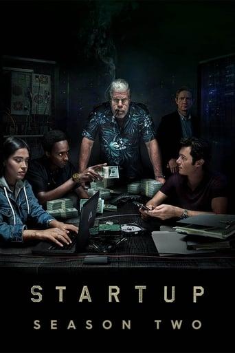 StartUp 2ª Temporada - Poster