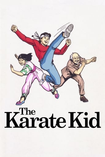 Capitulos de: The Karate Kid