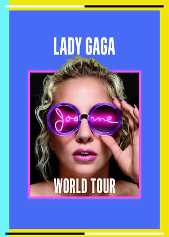 Poster of Joanne World Tour