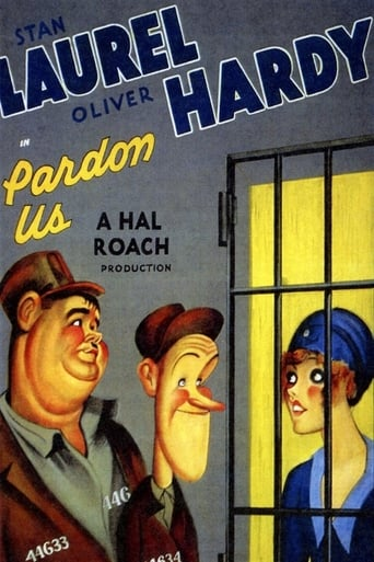 Poster of Pardon Us