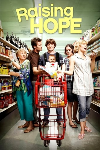 Poster of Raising Hope fragman