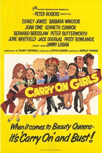 Poster of Carry On Girls