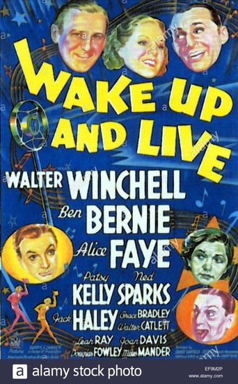 Poster of Wake Up and Live