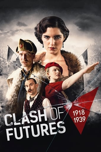 Poster of Clash of Futures