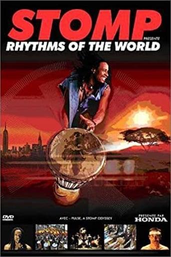Stomp Rhytmen Der Welt