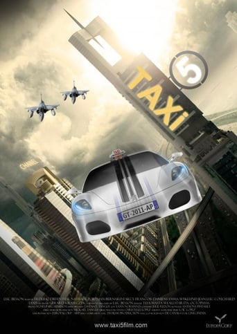 The Taxi 5 (2018) movie poster image