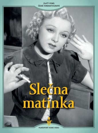 Watch Slečna matinka Online Free Movie Now