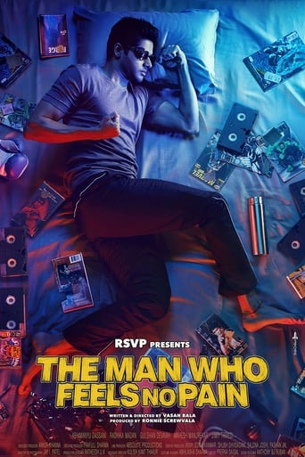 Poster of The Man Who Feels No Pain
