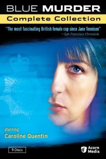Poster of Blue Murder