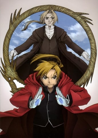 Fullmetal Alchemist - The Movie: Il conquistatore di Shamballa