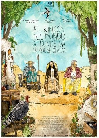 Poster of El rincón del mundo dónde va lo que se olvida