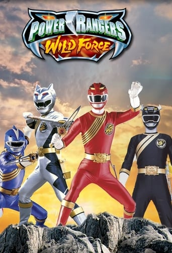 Poster of Power Rangers Wild Force