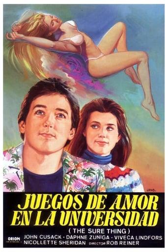 Poster of Juegos de amor en la universidad
