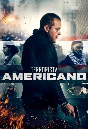 Terrorista Americano - Poster