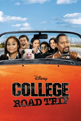 College Road Trip (2008) - poster