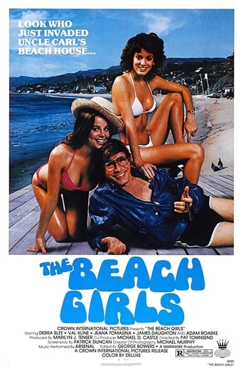 Poster of The Beach Girls
