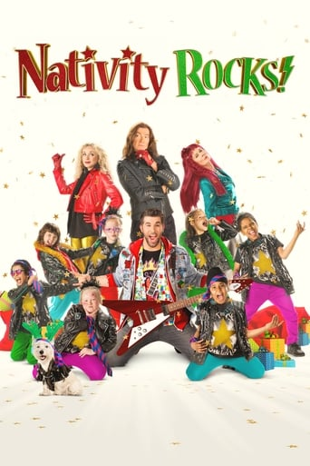 Nativity Rocks! This Ain't No Silent Night Movie Poster