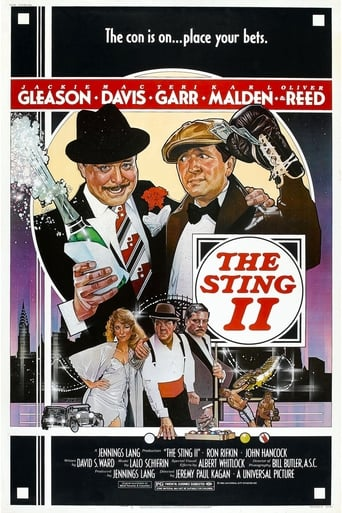 Poster of The Sting II