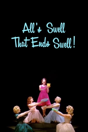Poster of All's Swell That Ends Swell!