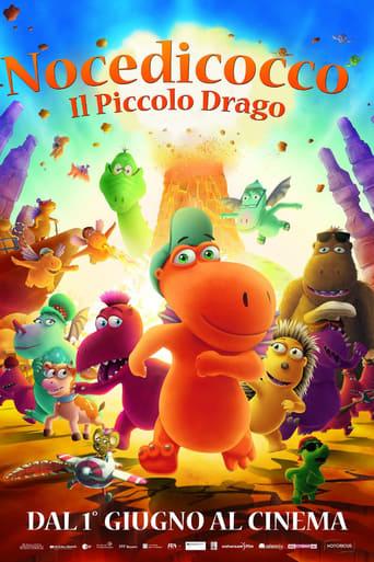 Cartoni animati Nocedicocco - Il piccolo drago - Der kleine Drache Kokosnuss
