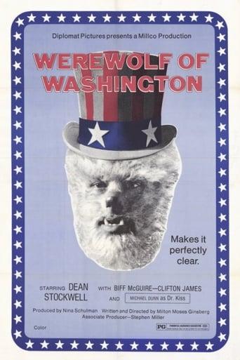 Poster of The Werewolf of Washington