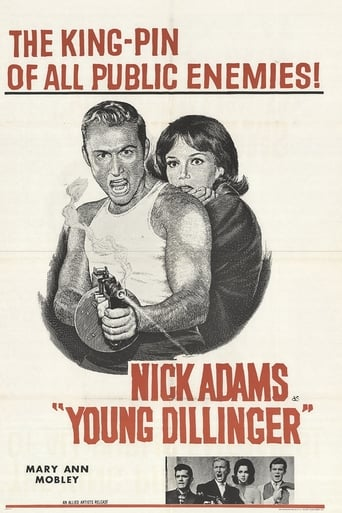Poster of Young Dillinger