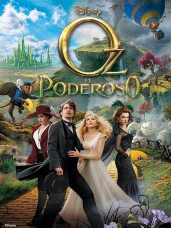 Poster of Oz, un mundo de fantasía