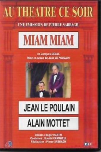 Poster of Miam-miam ou le Dîner d'affaires