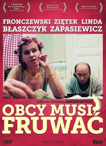 Poster of Obcy musi fruwać