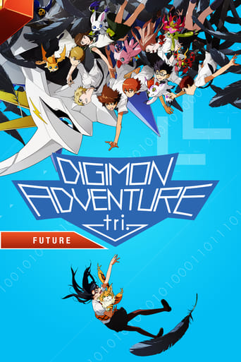 Digimon Adventure tri. Part 6: Future