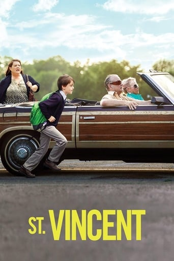 Poster of St. Vincent