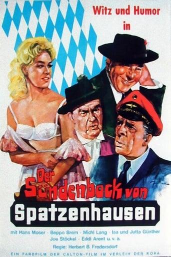 Poster of Der Sündenbock von Spatzenhausen