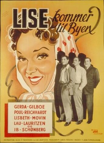 Poster of Lise kommer til byen
