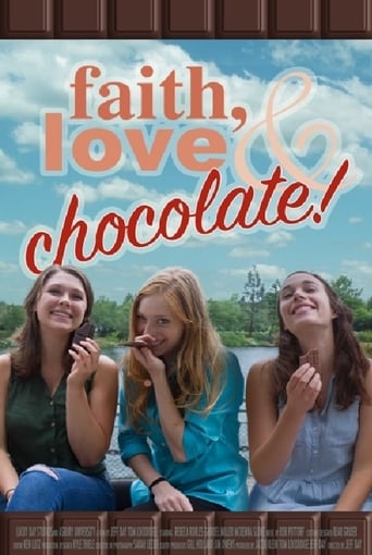 Poster of Faith, Love & Chocolate