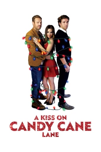 Poster of A Kiss on Candy Cane Lane