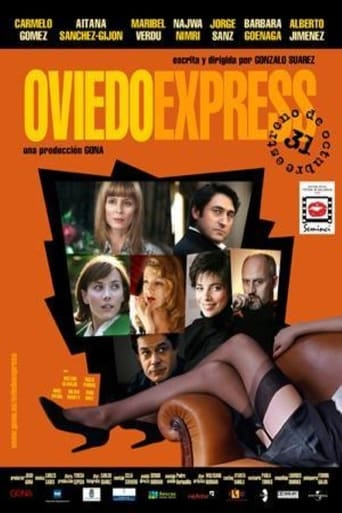 Poster of Oviedo Express