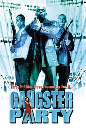 Poster of Gangster Party