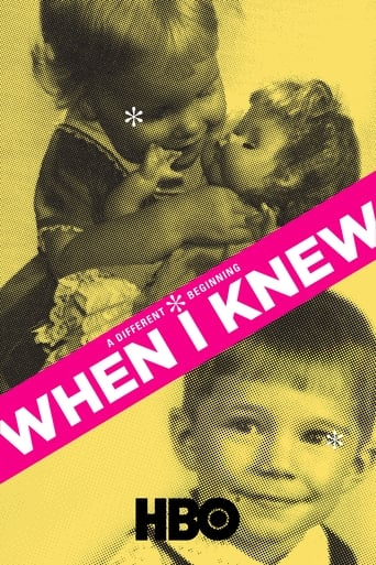 Poster of When I Knew