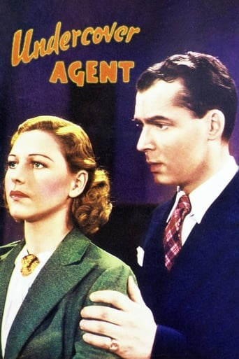 Poster of Undercover Agent