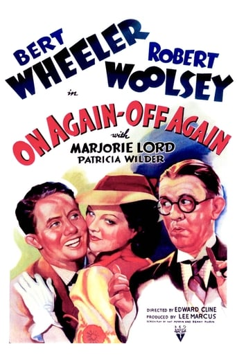 Poster of On Again-Off Again